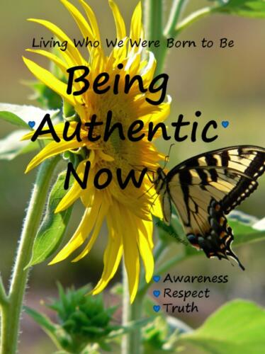 Being Authentic Now