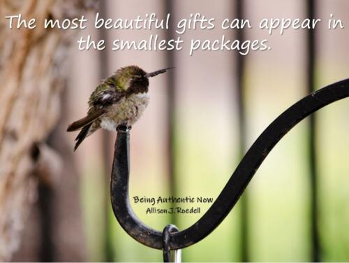 Beautiful Gifts - Small Packages